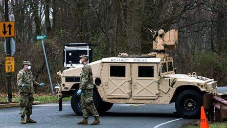 Американские военные готовятся взять власть в стране