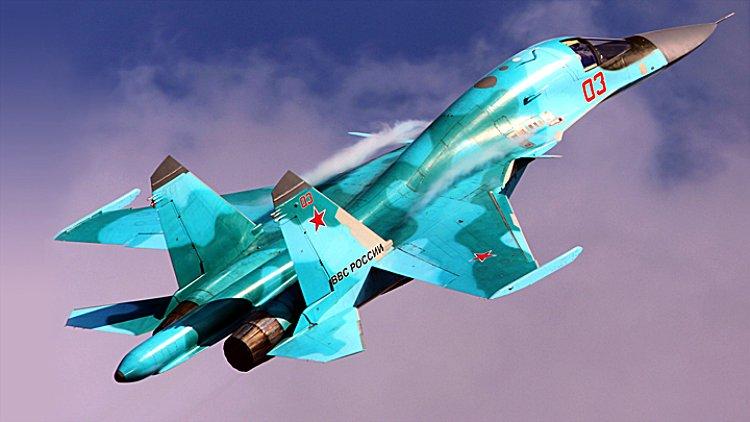 «Утёнок» на уровне орла: Американцы пришли в восторг от Су-34